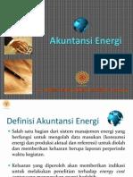 Pengantar Akuntansi Energi