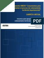 Lineamientos Para Adelantar Proceso OTD Dic 2013