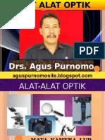 Presentasi Alat new Optik Terbaru