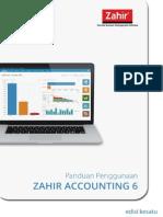 Panduan Penggunaan Zahir Accounting 6 Edisi Kesatu