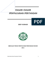 Modul Dasar Penyuluhan (DK)