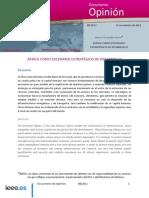 DIEEEO88-2012 AfricaMarcoEstrategico RosarioFdez