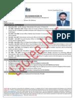 Fida Hussain Khan - Admin-security-hr