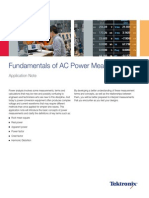 55W 28941 0 MR Letter 0 Fundamentals of AC Power Measurements