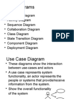 UML Diagrams & Use Case in Particular