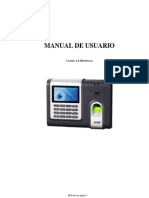 Manual de Usuario X628
