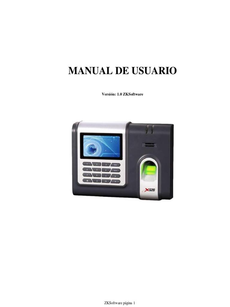 Manual de Usuario X628 | Unidad flash USB | Red de computadoras