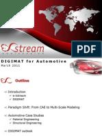 Digimat for Automotive Applications