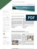 Isla Viveros - Newsletter January 2008 - andre beladina - panama