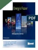 Part2 Maxwell Ultracapacitors TechnologyAtGlance