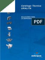 Catalogo Tecnico Uralita