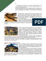 Resumen Lugares Turisticos Del Peru