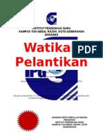 Sijil Watikah Spr Ipg