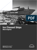 MAN Ice Classed Ships Main Engines