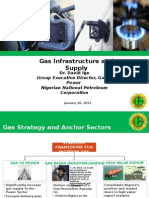 Power Sector Retreat Presentations - Jan 20-21 2012 - NNPC