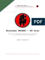Budo Taijutsu Manual