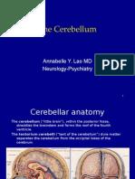 Cerebellum Lecture Mm -Dr.lao