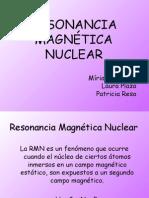 Resonancia Magnetica Nuclear