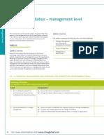 ManagementLevelSyllabusJuly2009.PDF