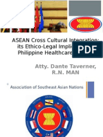 ASEAN Cross Cultural Integration (1)