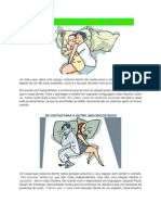 Forma de Dormir e Estado Da Relação