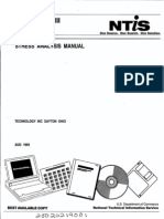 Stress Analysis Manual