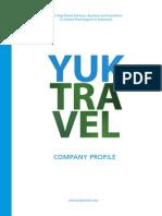 Yuk Travel Company Profile
