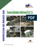 comercializadora adicional  2008
