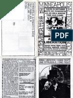 Minneapolis Alternative Scene, Issue 6, December 1988