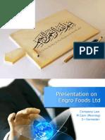 Presentation (Engro Foods)