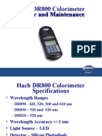 DR800 Service and Maintenance