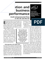 4990186 - Innovation & Business Perf