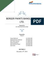 Final Project - Berger