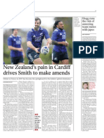 New Zealand's pain in Cardiff drives Smith to make amends