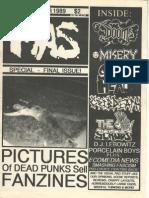 Minneapolis Alternative Scene, No. 9, 1989