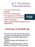 Contoh Second Law Of Thermodynamics