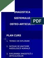 Imagistica sistemului osteo-articular