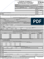Bir Form 2305
