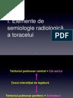 Elemente de semiologie radiologica a toracelui