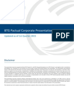 BTGPactual 1T15 Corporate 130515 Eng