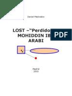 """Lost- """"Perdidos"""" y Mohiddin Ibn Arabi"""