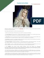 O Poder Da Ave Maria