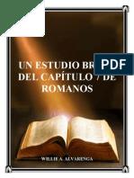 Comentario de Romanos 7 Por Willie Alvarenga