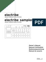 electribe sampler manual