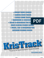 Kristrack Catalog