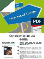 Presentación Internet de las Cosas