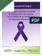 INADI Violencia Contra Las Mujeres