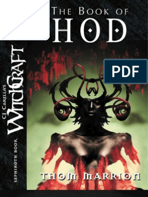 Witchcraft - Book of Hod | Shamanism | Dice