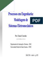 Modelagem Sist Eletromecanicos