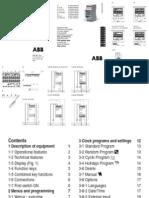 D Line User Manual